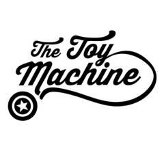 Sticker The Toy Machine