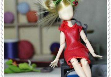 Azone PiccoNeemo mini doll.