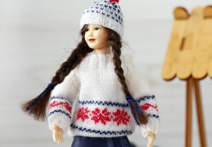 Heidi Ott dolls sweaters 2019