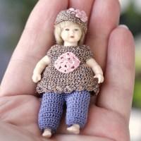Heidi Ott miniature dolls