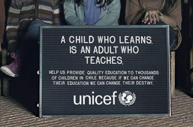 a-child-who-learns unicef