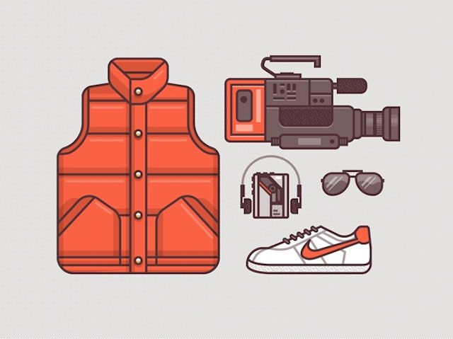 Illustrations-Of-Costumes-Worn-By-Famous-Film-Characters-1