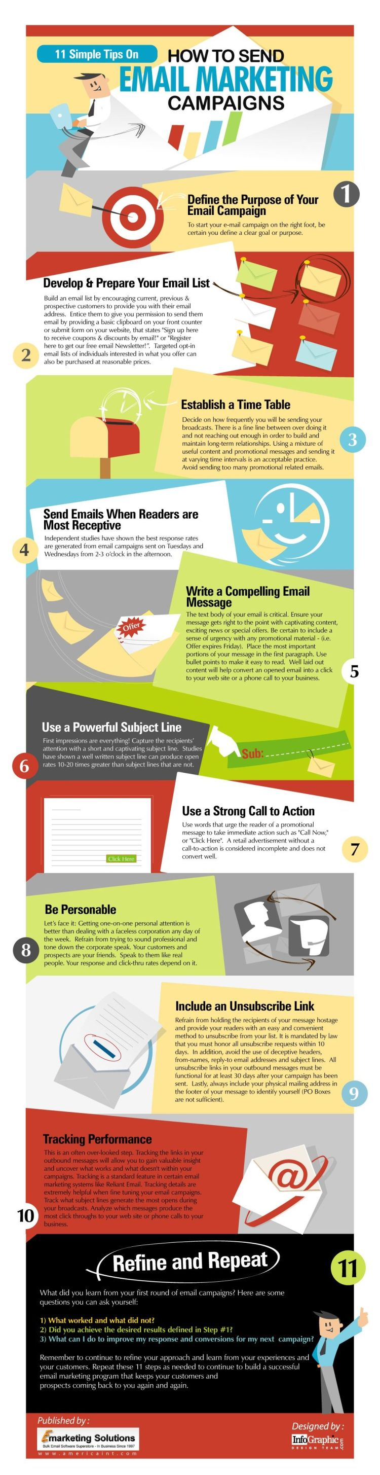 emailmarketing infografia