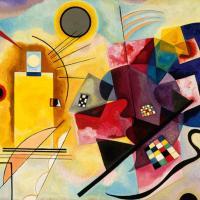 Una retrospectiva de Kandinsky