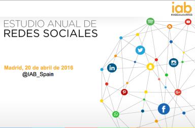 estudio anual redes sociales iab