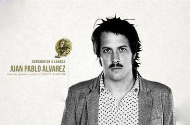 Juan Pablo Alvarez, entrevista, creatividad, colombia