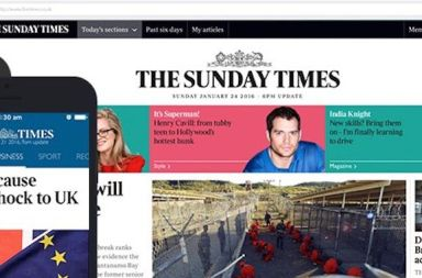 the times tiempo real