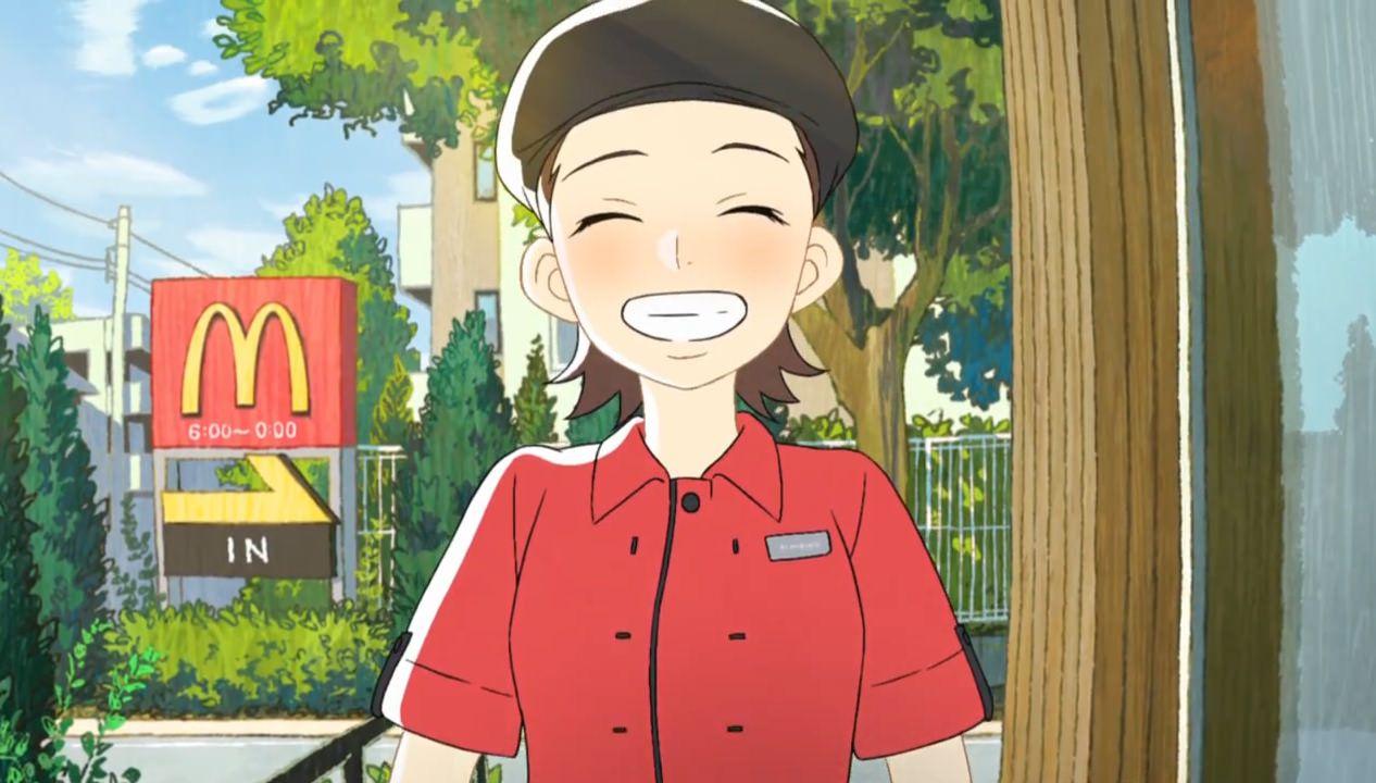 mcdonalds-anime-japon spot
