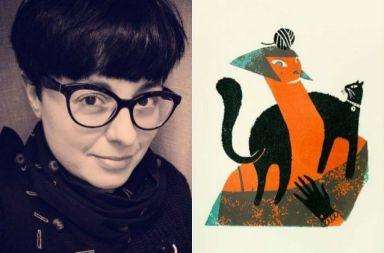entrevista a la ilustradora malota