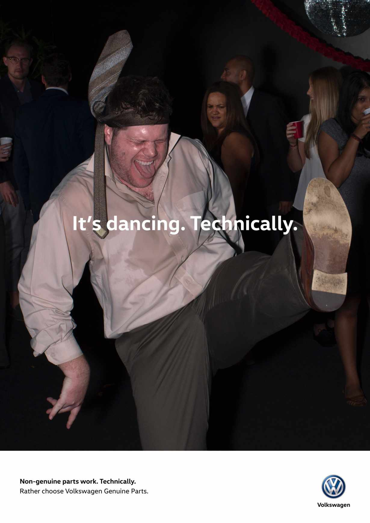 tecnicamente volkswagen campaña repuesto baile