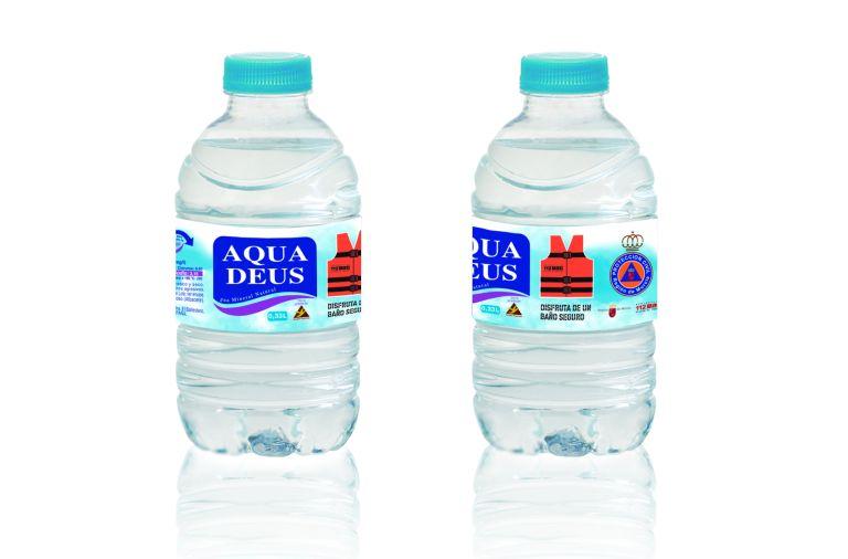 Botella Baño Seguro 112