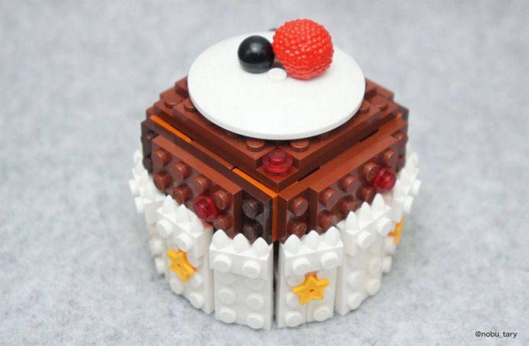 tarta comida lego japon
