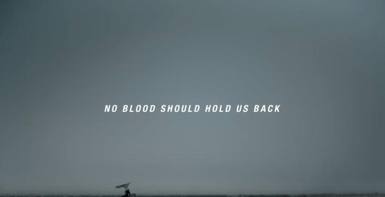 que la sangre no te pare