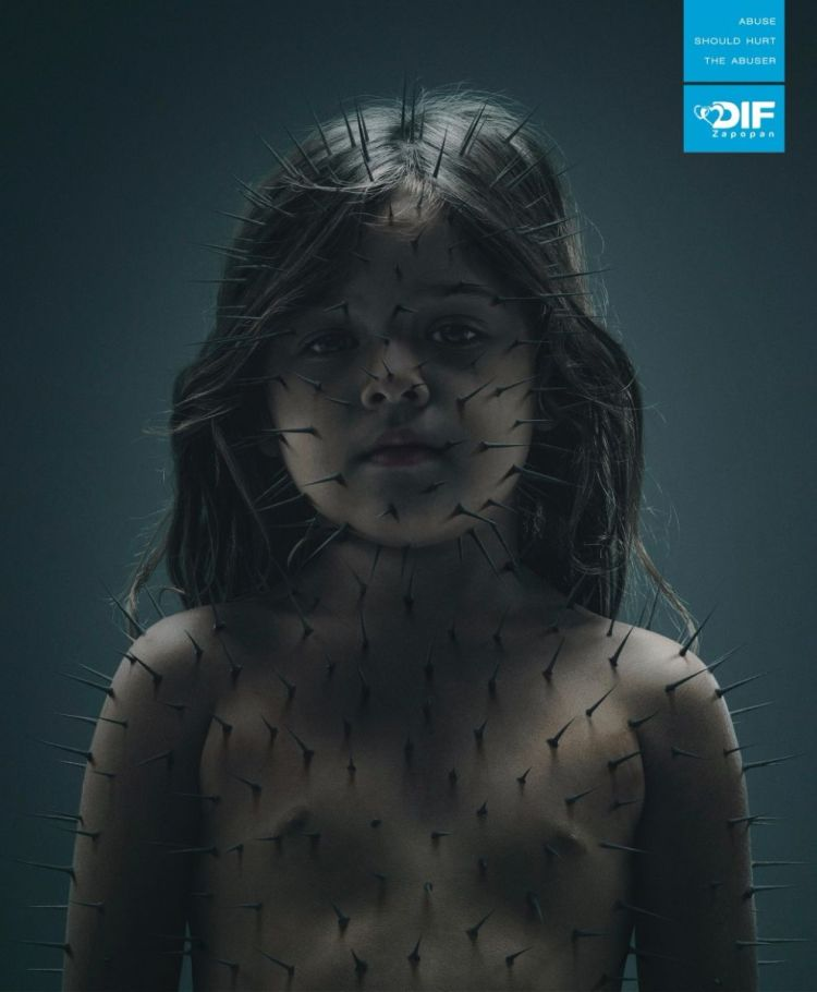 campaña abuso infantil mexico