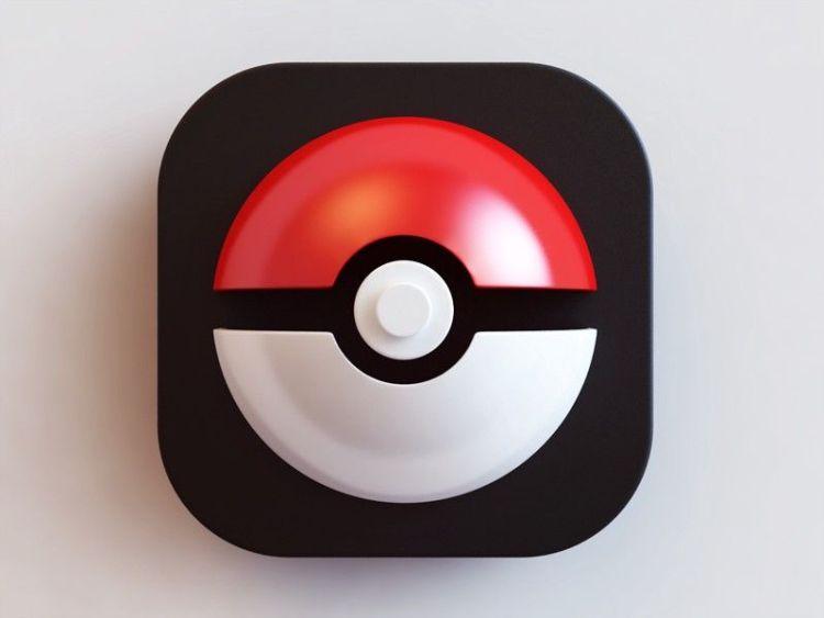 icon app pokemon go