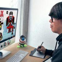 Mr. Kone un ilustrador mexicano que nos encanta