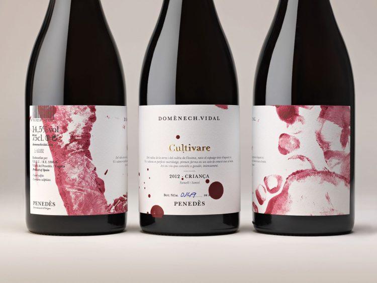 cultivare etiqueta vino y danza
