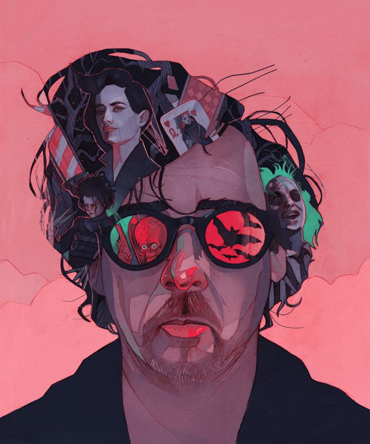 Patryk Hardziej ilustraciones creatividad