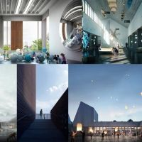 Representación de espacios arquitectónicos con 3D Studio Max