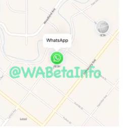Geolocalización Whatsapp