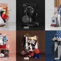 Los cuadros de Picasso ahora en 3D