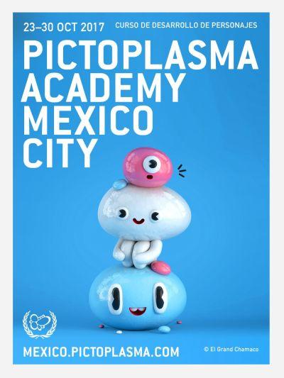 Academia pictoplasma mexico