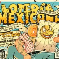 El tradicional juego de la Lotería Mexicana reinterpretado por ilustradores de todo el mundo