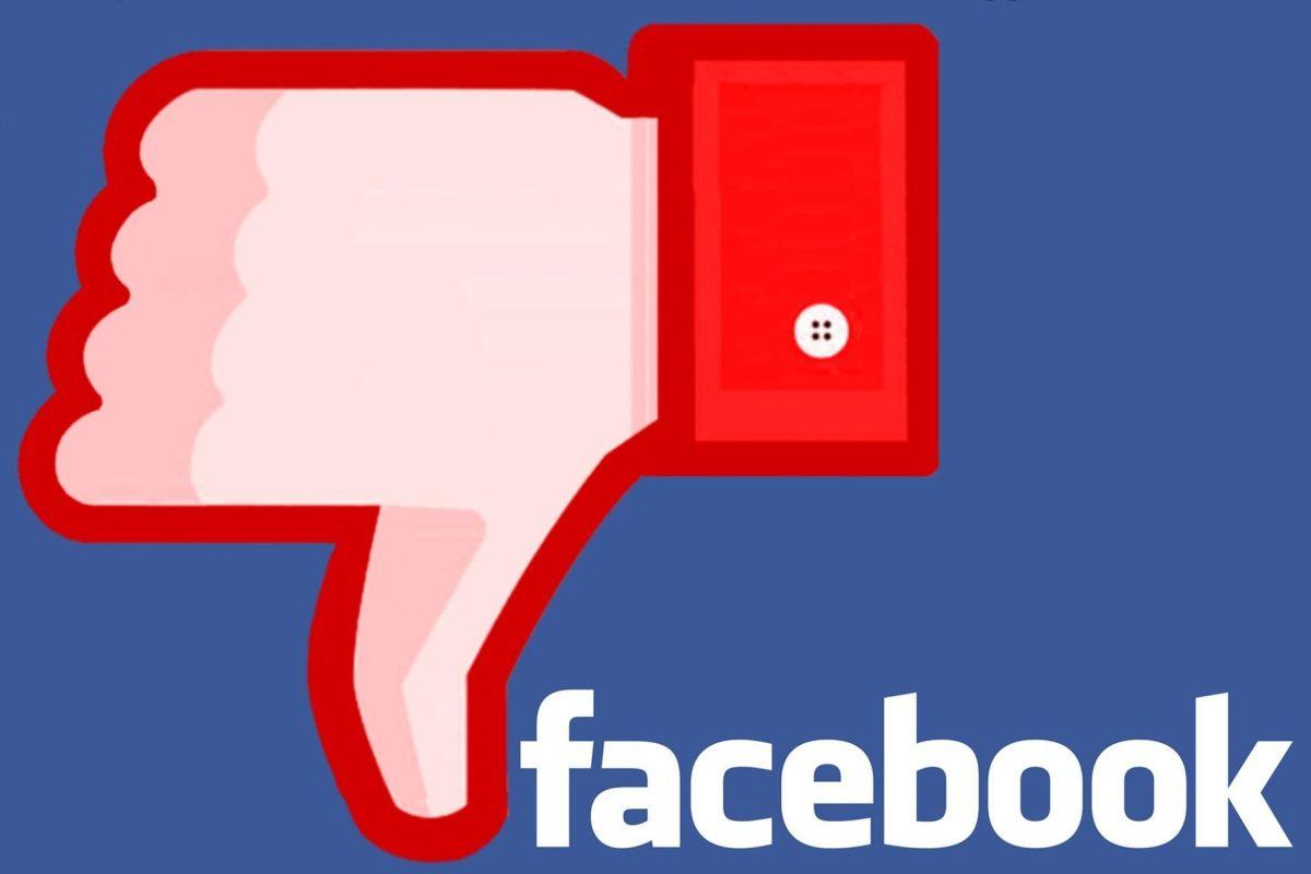 Facebook prueba el pulgar hacia abajo, pero no para lo que creíamos