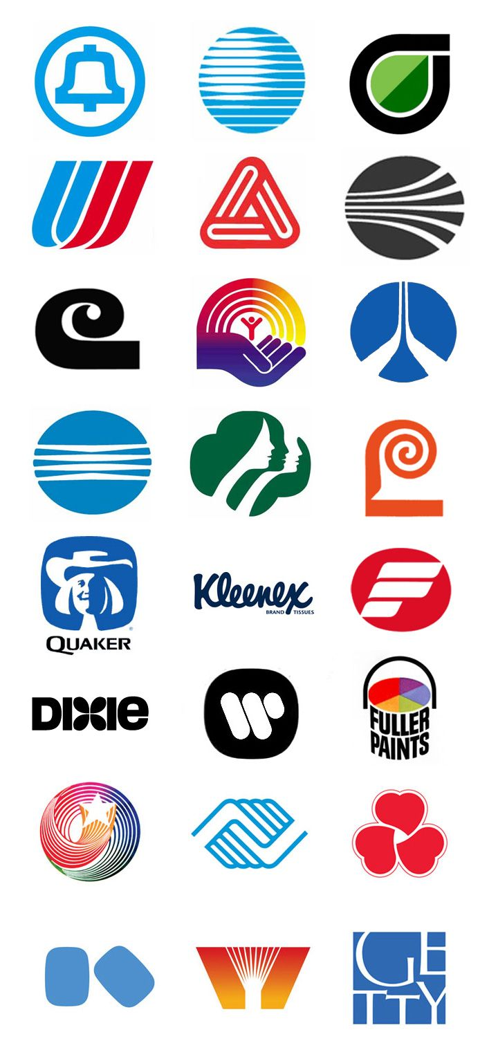 logotipos de saul bass