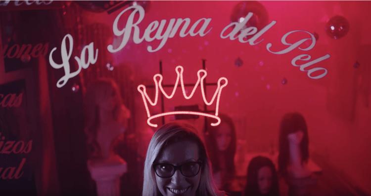 la reina del pelo. el reino de argentina, burguer king