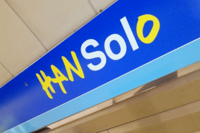 estacion de sol han solo street marketing