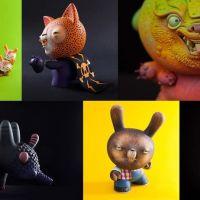 Diseño e intervención de Art Toys