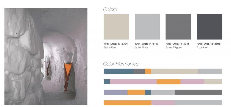gris color del año pantone