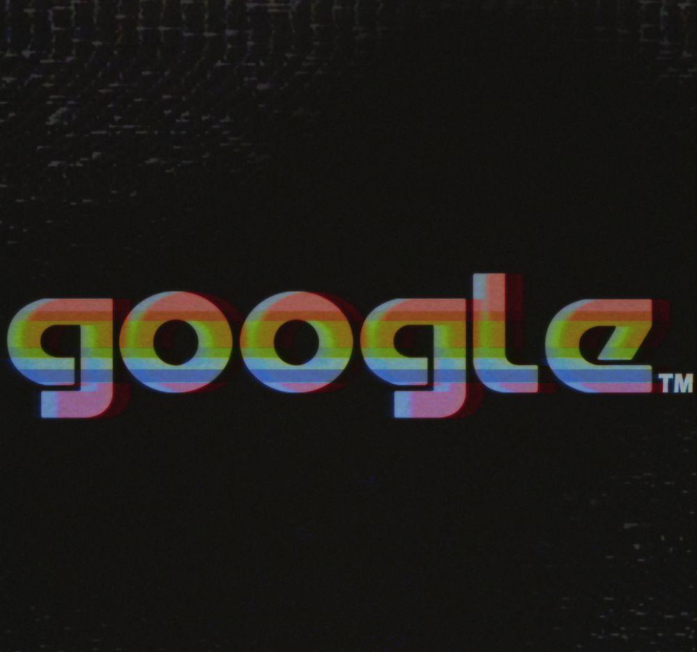 Una versión ochentera de los logotipos de las marcas que más usamos