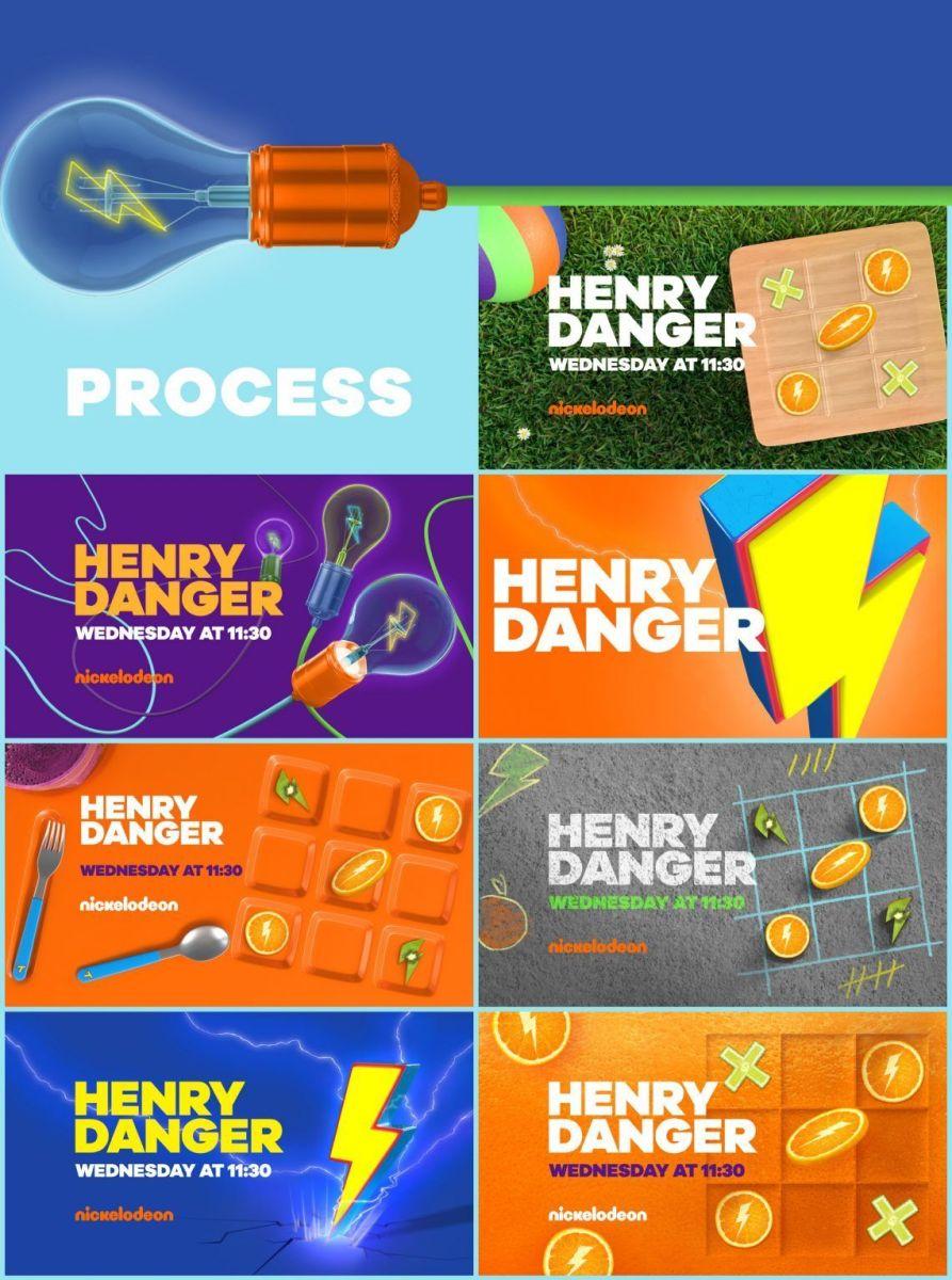 Muchas vitaminas para Nickelodeon