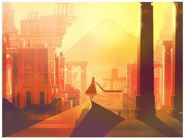 ilustracion videojuegos
