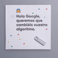 Queremos que Google cambie su algoritmo