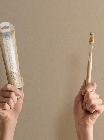 packaging sostenible de pasta de dientes