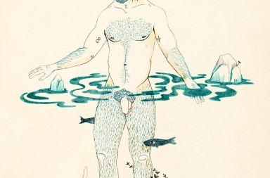 ilustración Bran solo