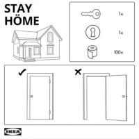 Quédate en casa, es muy simple