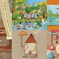 Técnicas narrativas para historias ilustradas