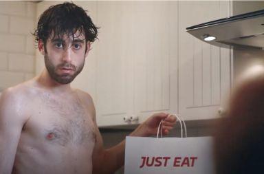 campaña publicitaria gastronomica just eat molona