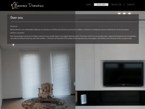 beerens-domotics-website