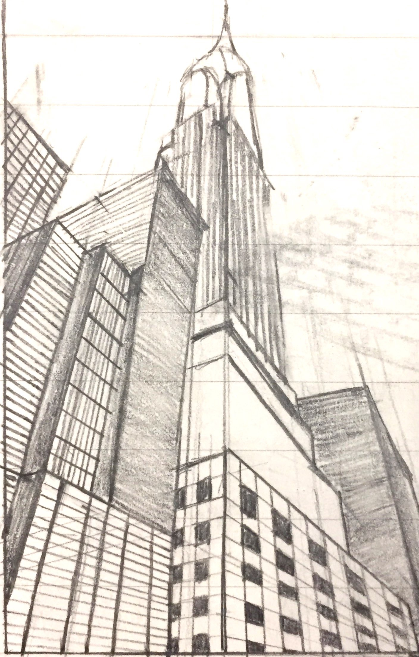 Week 5 Three Point Perspective