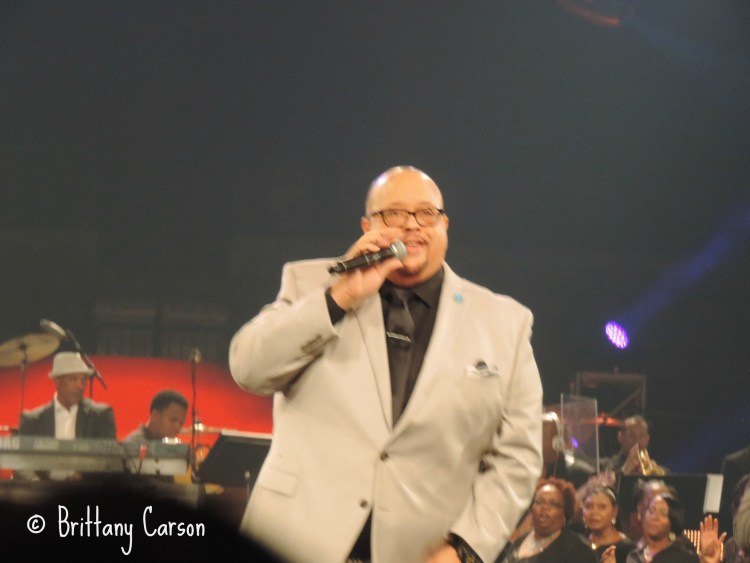 I love me some Fred Hammond. He has been one of my favorite gospel artists since the 90s.