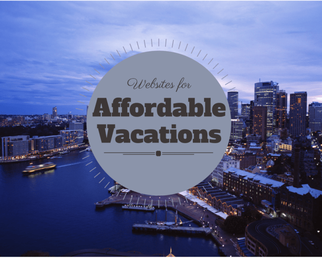 affordable vacation