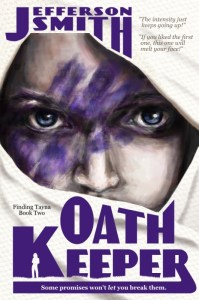 Working cover for Oath Keeper