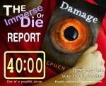 Damage, by Stephen Shea (40:00)