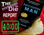 Patchwork Man, by D.B. Martin (40:00)