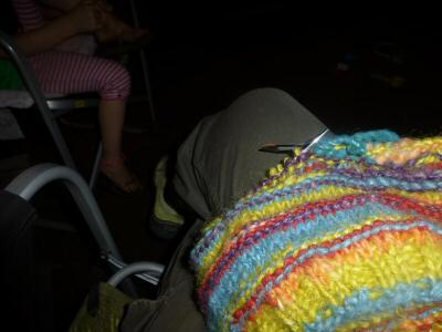 Campfire Knitting